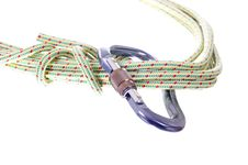 Free Climbing Rope Stock Images - 8659234