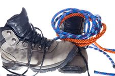 Free Hiking Gear Royalty Free Stock Photo - 8659775