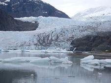 Free Arctic Glacier Royalty Free Stock Photography - 86575597