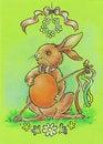 Free Rabbit Royalty Free Stock Photo - 8663685