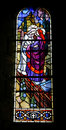Free Church Stained Window Royalty Free Stock Image - 8664246