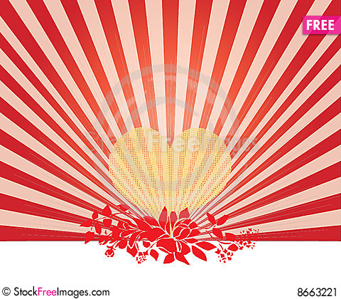 Free Vector Background Stock Image - 8663221