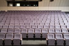 Free Cinema Interior Stock Photo - 8660330