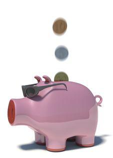 Free Piggy Bank Stock Photos - 8660383