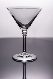 Free Martini Glass Close-up Royalty Free Stock Photos - 8660428