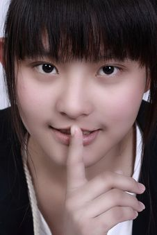 Free Asian Female Teenager Stock Photo - 8660500