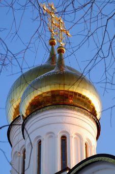 Free Pereslavl St Nicholas Nunnery Stock Image - 8660621