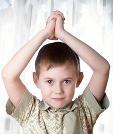 Free The Child Stock Image - 8660801