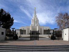 Free Mormon Temple Stock Images - 8661314