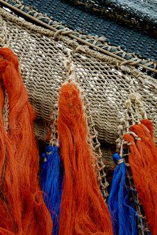 Fishing Net Stock Images