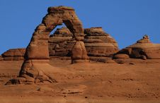 Free Delicate Arch Stock Image - 8661671