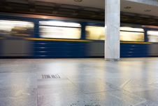 Free Urban Subway Royalty Free Stock Photo - 8662115
