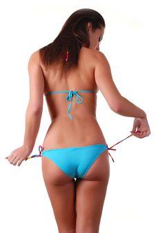 Free Woman In Swimwear Stock Photo - 8662300