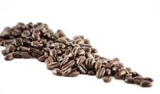 Free Rising Beans Royalty Free Stock Photos - 8662638