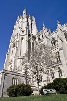 Free Cathedral(Washington National) Stock Photography - 8662872