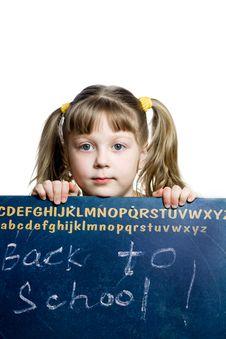Free Schoolgirl Royalty Free Stock Photo - 8663215