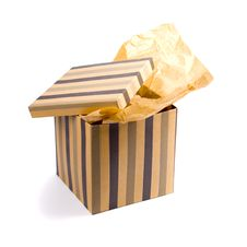 Free Gift Box Stock Image - 8663591
