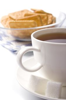Free Cup Of Tea Stock Photo - 8663930