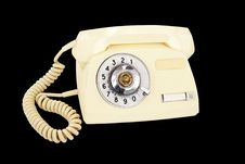 Free Rotary Phone Stock Photography - 8664072