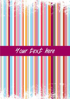 Free Colorful Stripes Stock Photography - 8665022