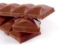 Free Pile Of Milk Chocolate Royalty Free Stock Photo - 8665675