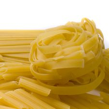 Free Various Shapes Of Pasta Royalty Free Stock Photography - 8665707