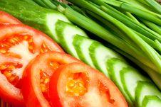 Free Fresh Vegetable Royalty Free Stock Photo - 8665955