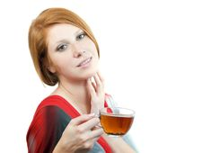 Free Cup Of Tea Stock Photo - 8666280