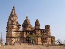 Free Palace In Orcha, Madhya Pradesh Stock Photo - 8666440