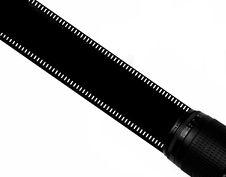 Free Film Strip Royalty Free Stock Photo - 8666545