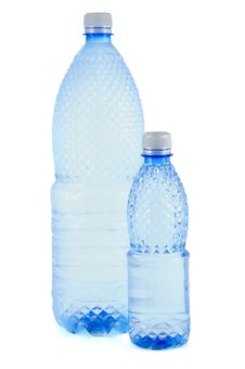 Free Water Bottles Royalty Free Stock Photos - 8667288