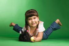 Free Girl Stock Photography - 8667302