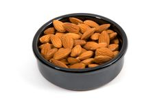 Free Almonds Stock Image - 8667431