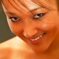 Free Smile Stock Image - 8667951