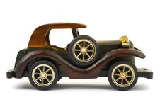 Free Wooden Toy Car Stock Image - 8668401