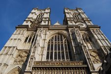 Free Westminster Abbey Royalty Free Stock Photos - 8668458