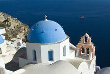 Free Santorini Island Royalty Free Stock Images - 8668899