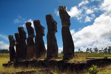 Free Easter Island Stock Photo - 8668940