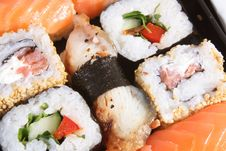 The Japanese Meal Stock Images