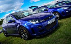 Free Focus RS At Silverstone Stock Images - 86686164
