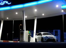 Free RS At The Gas Station Royalty Free Stock Images - 86686239