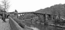 Free The Iron Bridge Royalty Free Stock Images - 86686379