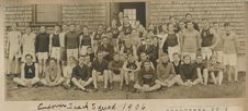 Free Track Squad, 1906 &x28;from Francis Patton Scrapbook&x29; Royalty Free Stock Photography - 86686877