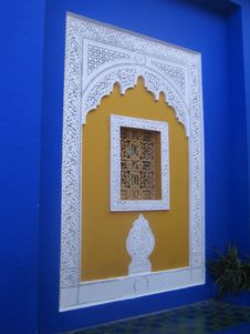 Free Jardin Majorelle Royalty Free Stock Images - 86686959