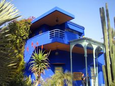 Free Jardin Majorelle Stock Images - 86686974