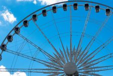 Free The Niagara Sky Wheel, Niagara Falls, Ontario Stock Photos - 86687003
