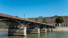 Free Pont Des Arts, Paris Royalty Free Stock Image - 86687036