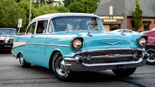 Free 1957 Chevrolet 210 Stock Images - 86687754