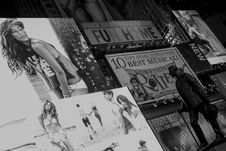 Free Black, Black-and-white, Flash Photography, Style Stock Photo - 86687810