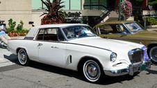 Free 1962 Studebaker GT Hawk Royalty Free Stock Image - 86687876